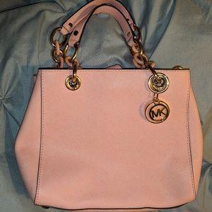 Michael Kors Susty Rose Satchel Bag -sm